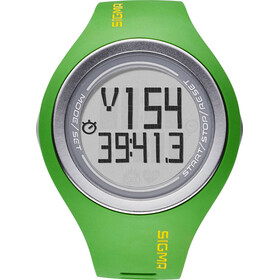 SIGMA SPORT PC 22.13 Hartslagmeter Man Heren, green